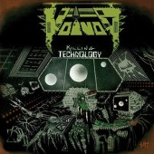 Voivod - Killing Technology (2CD+DVD, Deluxe Expanded Edition 2017)