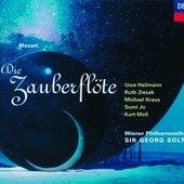 Mozart, Wolfgang Amadeus - Mozart Die Zauberflöte Ziesak/Sumi Jo/Heilmann/Kra