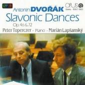 Antonín Dvořák/Peter Toperczer, Marián Lapšanský - Slavonic Dances Op. 46&72