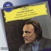 Debussy, Claude - DEBUSSY Préludes / Benedetti Michelangeli