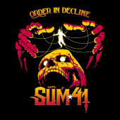 Sum 41 - Order In Decline (Limited Orange Vinyl, 2019) - Vinyl