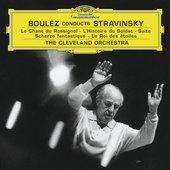 Boulez, Pierre - STRAVINSKY Le Chant du rossignol Boulez