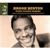 Brook Benton - 8 Classic Albums (4CD, 2015)