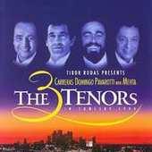 Three Tenors - 3 Tenors: In Concert 1994 With Zubin Mehta