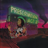 Kinks - Preservation Act 2 (Edice 1998) (`74,ED.`98)