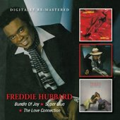 Freddie Huubbard - Bundle Of Joy / Super Blue / The Love Connection