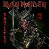 Iron Maiden - Senjutsu (Limited Silver Vinyl, 2021) - Vinyl