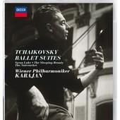Tchaikovsky, Peter Ilyich - TCHAIKOVSKY Ballet Suites / Karajan