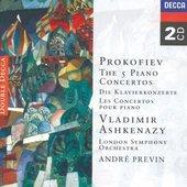 Vladimir Ashkenazy - Prokofiev Piano Concertos 1 - 5 Vladimir Ashkenazy