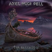 Axel Rudi Pell - Ballads V (2LP+CD, 2017)/Limited Edition
