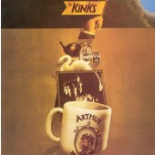 Kinks - Arthur Or The Decline And Fall Of The British Empire (Edice 1989)