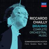 Johannes Brahms - Complete Orchestral Works (7CD, 2015)