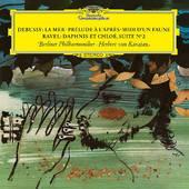 Claude Debussy, Maurice Ravel / Herbert Von Karajan - Debussy: La Mer / Ravel: Daphnis Et Chloé - Vinyl