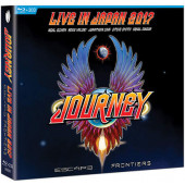 Journey - Escape & Frontiers: Live In Japan 2017 (2CD+Blu-ray, 2019)