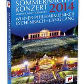 Vídeňští filharmonici - Koncert letní noci (2014)/DVD