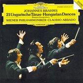 Brahms, Johannes - BRAHMS Hungarian Dances Nos. 1-21 / Abbado