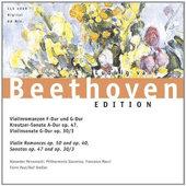 Ludwig van Beethoven - Violinromanzen / Kreutzer-Sonate