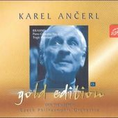 Johannes Brahms/Karel Ančerl - Piano Concerto No.1/Tragic Overture/Gold Edition