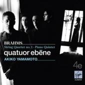 Quatuor bne - Brahms: Piano Quintet No. 1 Rel.:31.08.2009