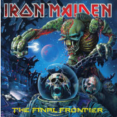 Iron Maiden - Final Frontier (Reedice 2019)