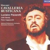 Mascagni, Pietro - Mascagni Cavalleria Rusticana Julia Varady/Luciano