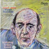 Arnold Schoenberg, Anton Webern, Ernst Krenek - String Trios Of The Second Viennese School / Streichtrios Der Neuen Wiener Schule (1987)