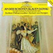 Berliner Philharmoniker - STRAUSS II Schöne blaue Donau Karajan