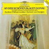 Strauss II, Johann - STRAUSS II Schöne blaue Donau Karajan