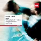 Wiener Philharmoniker - Strauss Family / Lehar: Waltzes