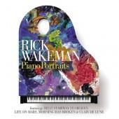 Rick Wakeman - Piano Portraits (2017) - 180 gr. Vinyl
