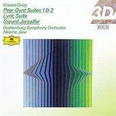 Grieg, Edvard - GRIEG Peer-Gynt-Suiten etc. Järvi