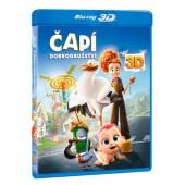 Film/Rodinný - Čapí dobrodružství 2BD (3D+2D)