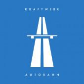 Kraftwerk - Autobahn (Limited Blue Vinyl, Edice 2020) - Vinyl