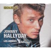 Johnny Hallyday - Les Années Vogue (3CD, Edice 2017)