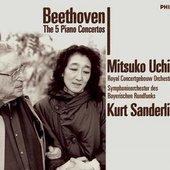 Beethoven, Ludwig van - Beethoven Piano Concertos 1-5 Mitsuko Uchida
