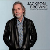 Jackson Browne - Downhill From Everywhere / A Little Soon To Say (Maxi-Single, 2020) - Vinyl