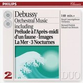 Debussy, Claude - Debussy Orchestral Music Royal Concertgebouw Orche