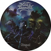 King Diamond - Abigail (Limited Picture Vinyl, Edice 2018) – Vinyl