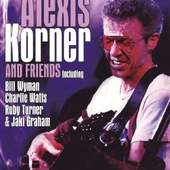 Alexis Korner - LIVE FRO LONDON