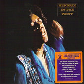 Jimi Hendrix - Hendrix In The West (Edice 2011)