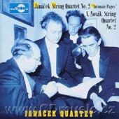 Leoš Janáček, Vítězslav Novák - Janáček: String Quartet No. 2 / Novák: String Quartet No. 2 (2000)