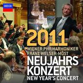 Vídenští Filharmonici - Novoroční Koncert 2011