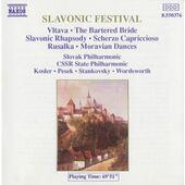 Dvořák/Smetana/Janáček - Slavonic Festival (Stankovsky Wordsworth Kosler Pesek)