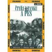Film/Válečný - Čtyři z tanku a pes 4 (Papírová pošetka)