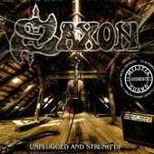 Saxon - Unplugged And Strung Up/Ltd.