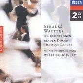 Johann Strauss II - Johann Strauss Waltzes Wiener Philharmoniker