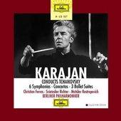 Tchaikovsky, Peter Ilyich - TCHAIKOVSKY 6 Symphonien Concertos Karajan