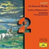 Liszt, Franz - LISZT Orchestral Works Karajan
