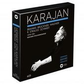 Herbert von Karajan - Collection/Brahms,Bruckner,Wagner,R.Strauss,Sibelius