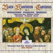 Bach, Johann Sebastian - BACH Kantaten: Himmelfahrt...  Richter